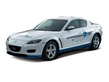 Images of Mazda RX-8 Hydrogen RE 2004–08