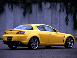 Mazda RX-8 Concept 2001 images