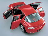 Mazda RX-8 Concept 2001 pictures