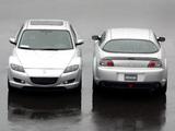 Mazda RX-8 2003–08 images