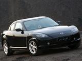 Mazda RX-8 ZA-spec 2003–08 images