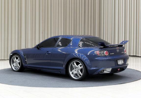 Mazda RX-8 X-Men Concept 2003 images