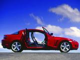 Mazda RX-8 AU-spec 2003–08 images