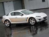 Mazda RX-8 2003–08 photos