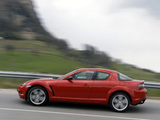 Mazda RX-8 2003–08 pictures