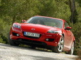 Mazda RX-8 2003–08 wallpapers