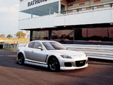 Mazdaspeed RX-8 2006–11 wallpapers