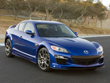 Mazda RX-8 Type RS US-spec 2008–11 pictures