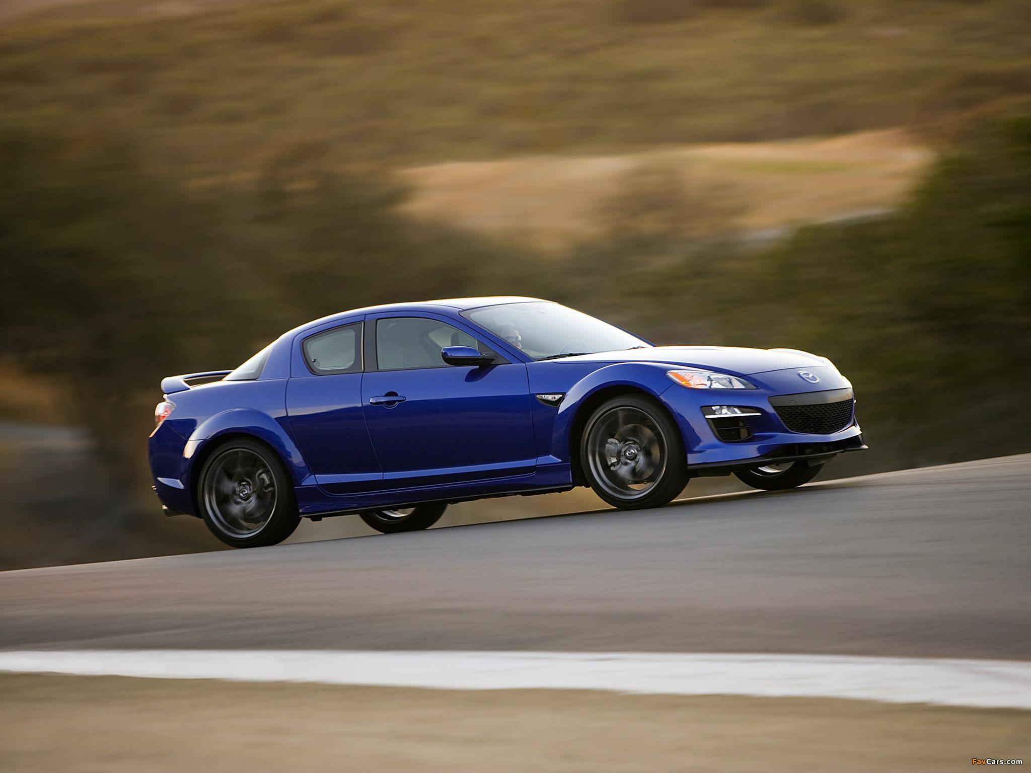 Mazda RX-8 электромобиль бесплатно