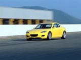 Photos of Mazda RX-8 Concept 2001