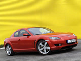 Photos of Mazda RX-8 2003–08