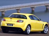 Photos of Mazda RX-8 ZA-spec 2003–08