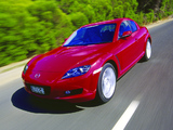 Photos of Mazda RX-8 AU-spec 2003–08