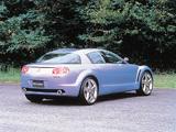 Pictures of Mazda RX-Evolv Concept 1999