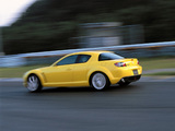 Pictures of Mazda RX-8 Concept 2001