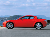 Mazda RX-8 Concept 2001 wallpapers