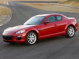 Wallpapers of Mazda RX-8 US-spec 2008–11
