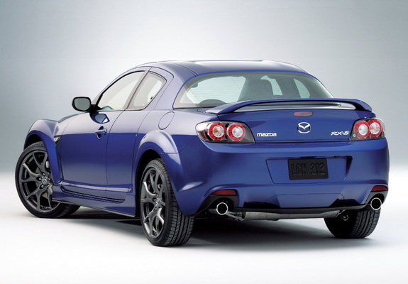 Mazda Rx 8 Wallpapers: Mazda RX-8 Type RS US-spec 2008–11 Wallpapers