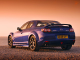 Mazda RX-8 R3 UK-spec 2008–11 wallpapers