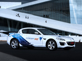 Mazda RX-8 Hydrogen RE 2009–11 wallpapers