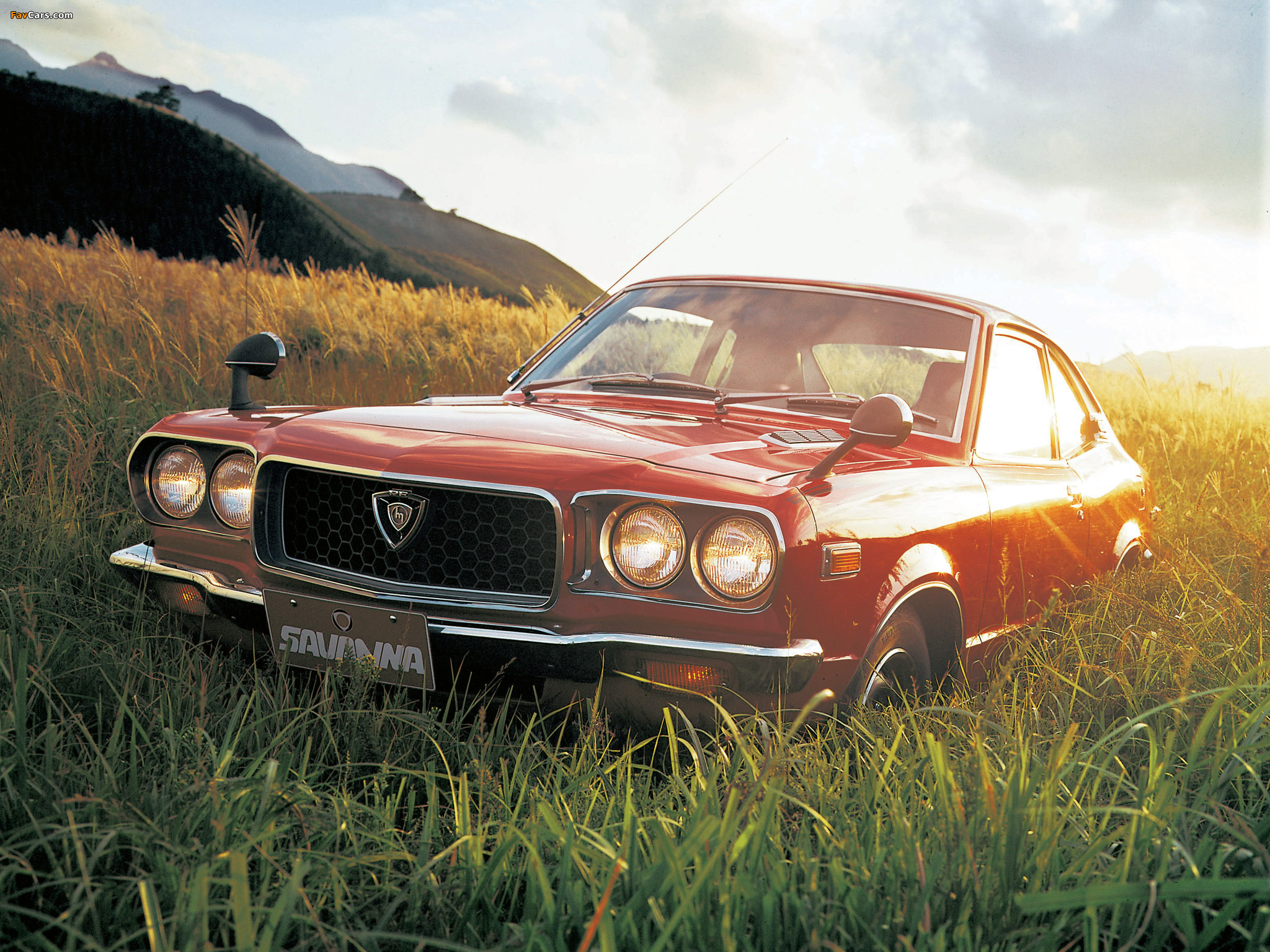 Images of Mazda Savanna Coupe 1971–77 (2048 x 1536)