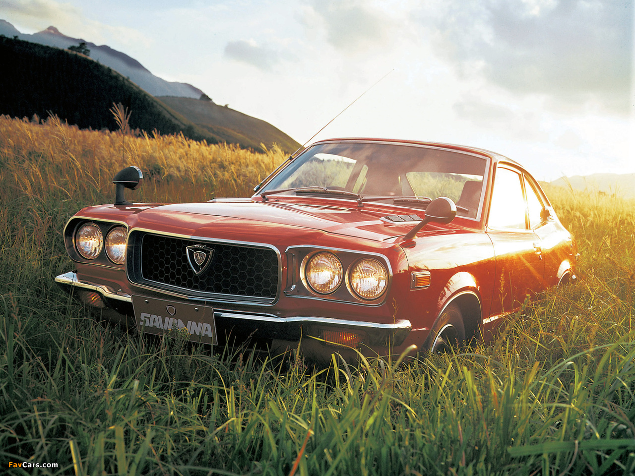 Images of Mazda Savanna Coupe 1971–77 (1280 x 960)