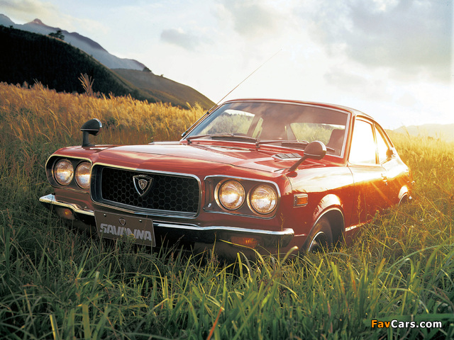 Images of Mazda Savanna Coupe 1971–77 (640 x 480)