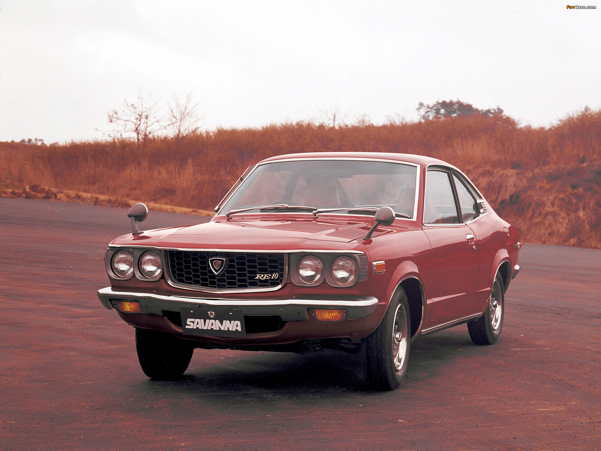 Mazda Savanna Coupe 1971–77 images (2048 x 1536)