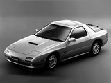 Photos of Mazda Savanna RX-7 GT-Limited Special Edition (FC) 1989–90