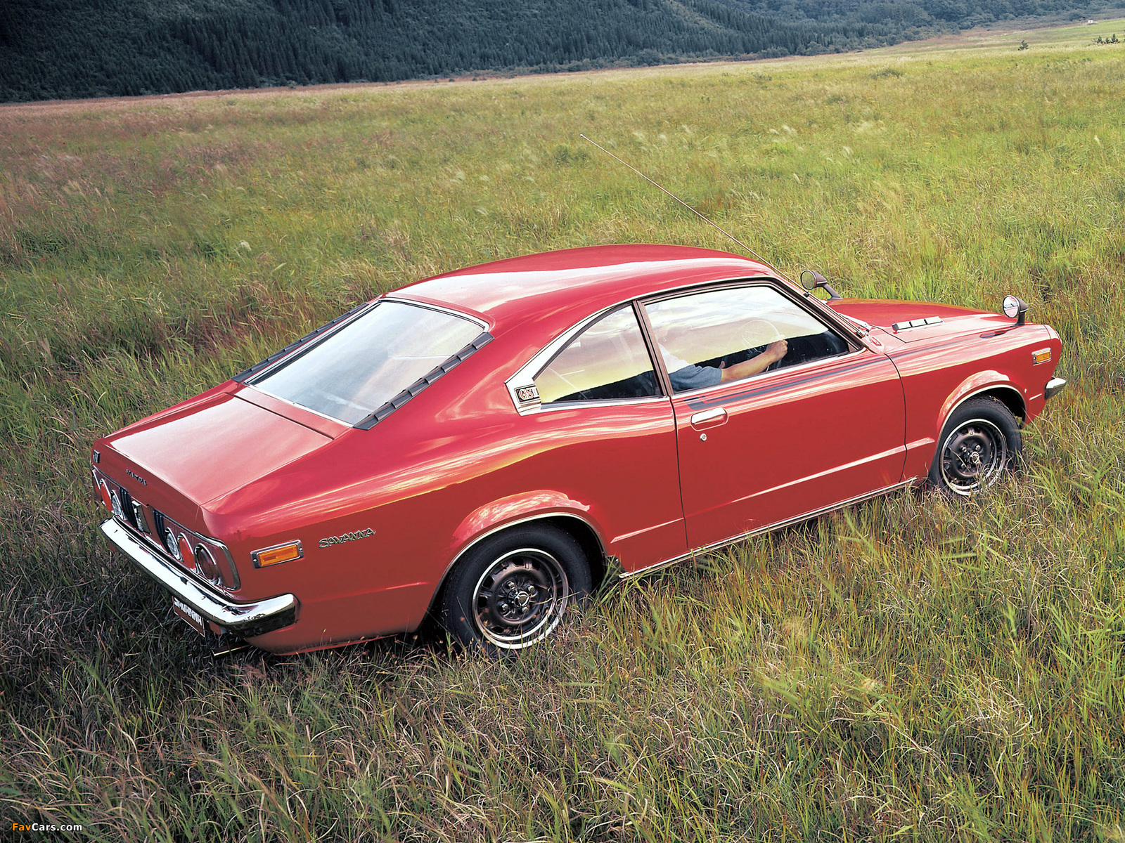 Pictures of Mazda Savanna Coupe 1971–77 (1600 x 1200)