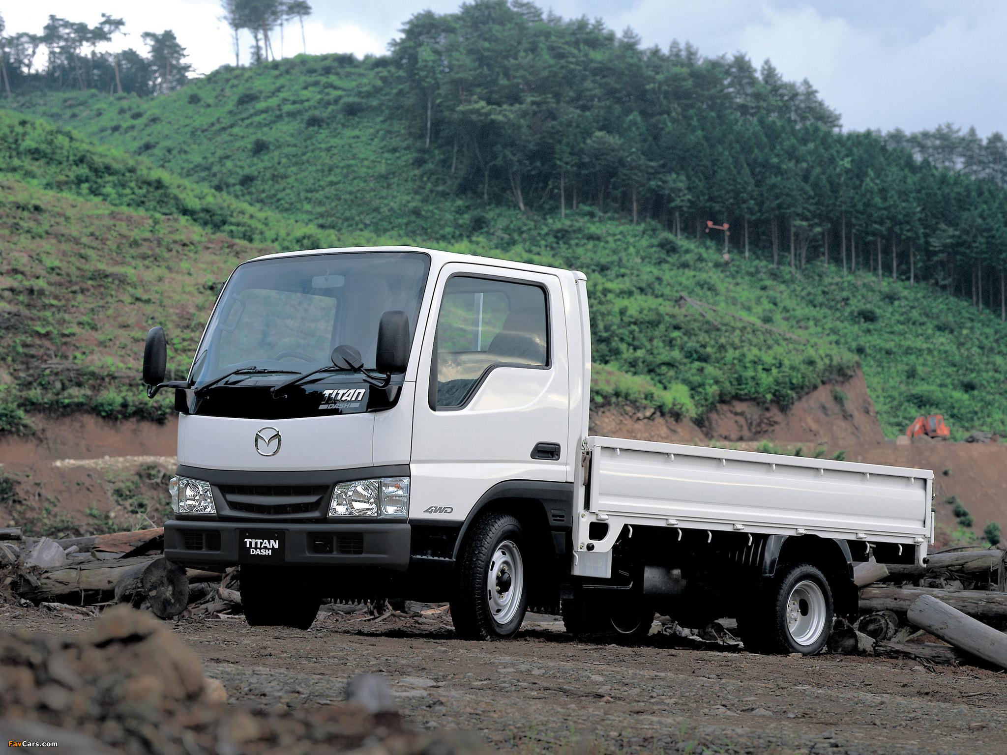 Images of Mazda Titan Dash (IV) 2000–10 (2048 x 1536)