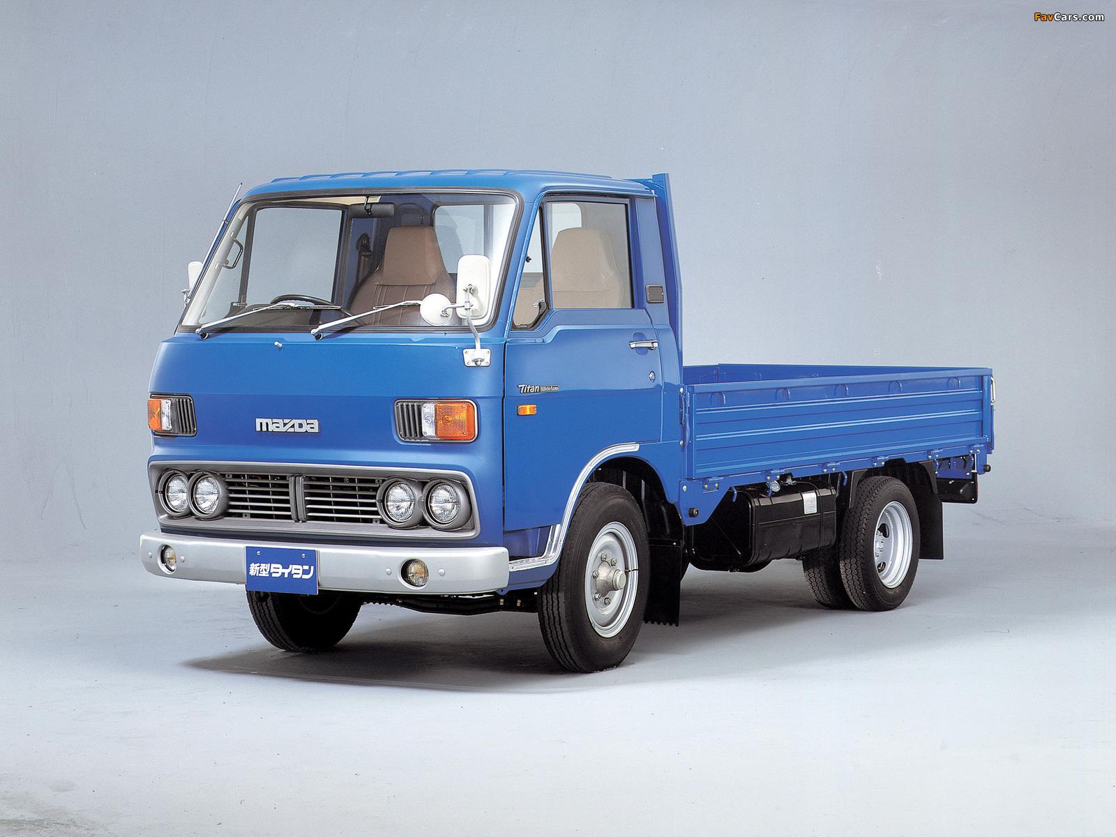 Mazda Titan (I) 1977–80 photos (1600 x 1200)