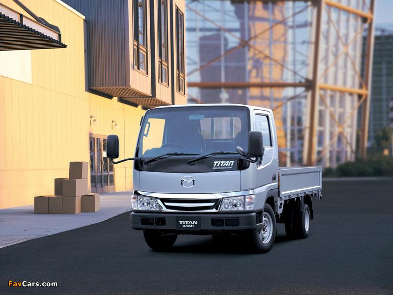 Mazda Titan Dash (IV) 2000–10 photos (800 x 600)