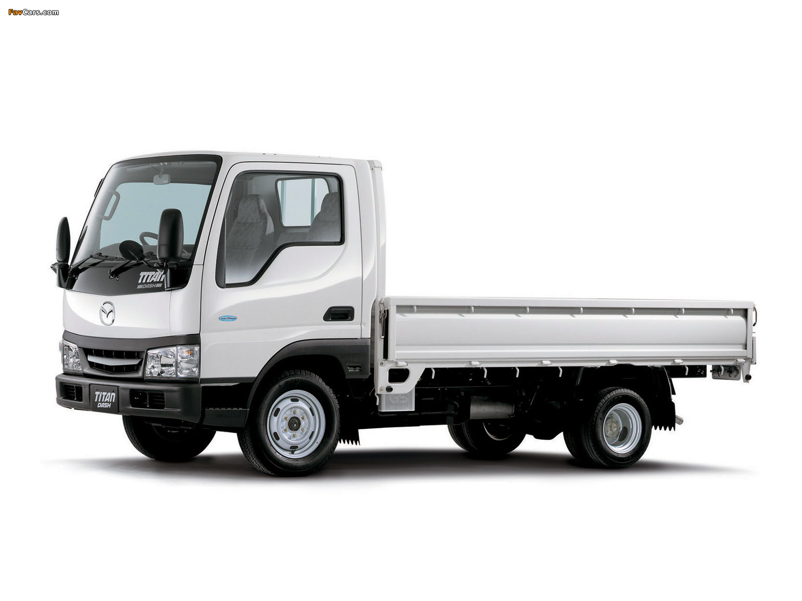Mazda Titan Dash (IV) 2000–10 wallpapers (1600 x 1200)