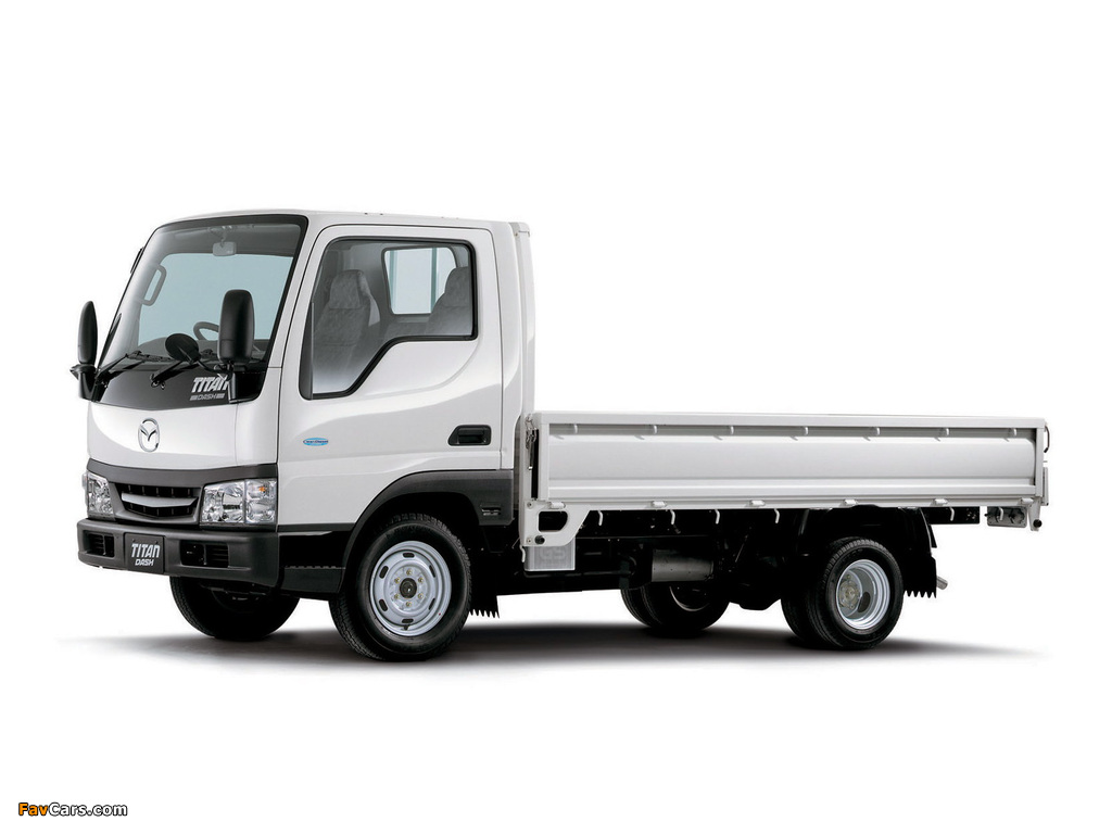 Mazda Titan Dash (IV) 2000–10 wallpapers (1024 x 768)