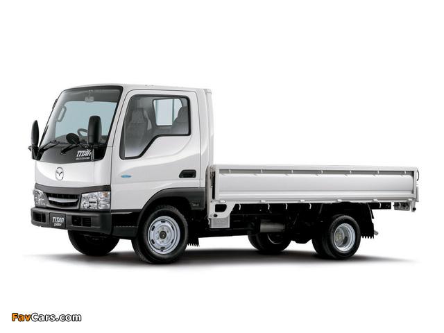Mazda Titan Dash (IV) 2000–10 wallpapers (640 x 480)