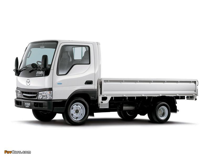 Mazda Titan Dash (IV) 2000–10 wallpapers (800 x 600)