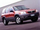 Images of Mazda Tribute AU-spec (J14) 2001–2004