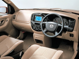 Mazda Tribute GL-X 2000–04 images
