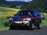 Mazda Tribute 2000–04 pictures
