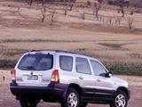 Mazda Tribute AU-spec (J14) 2001–2004 photos
