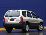 Mazda Tribute AU-spec 2006–08 wallpapers