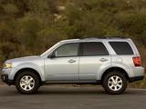 Mazda Tribute 2007–11 images