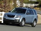 Mazda Tribute 2007–11 pictures