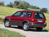 Photos of Mazda Tribute 2000–04