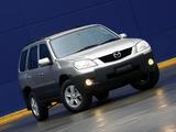 Photos of Mazda Tribute AU-spec 2006–08