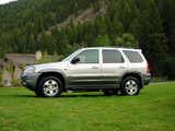 Pictures of Mazda Tribute 2000–04