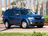 Pictures of Mazda Tribute 2007–11