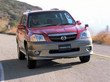 Mazda Tribute GL-X 2000–04 wallpapers