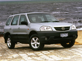 Mazda Tribute AU-spec (J14) 2001–2004 wallpapers